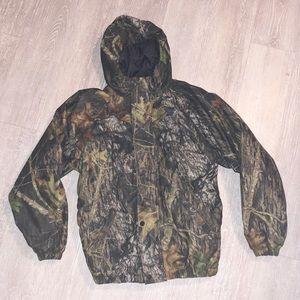 Women's Thick Camo Jacket size S/M